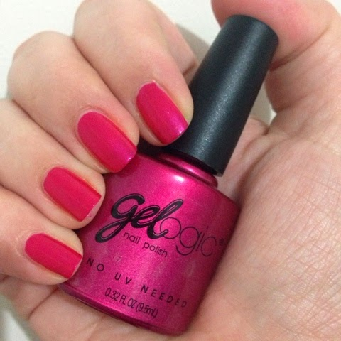 Review – Gelogic nail polish