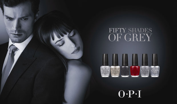 NailMania – OPI Fifty Shades of Grey collection + Giveaway!