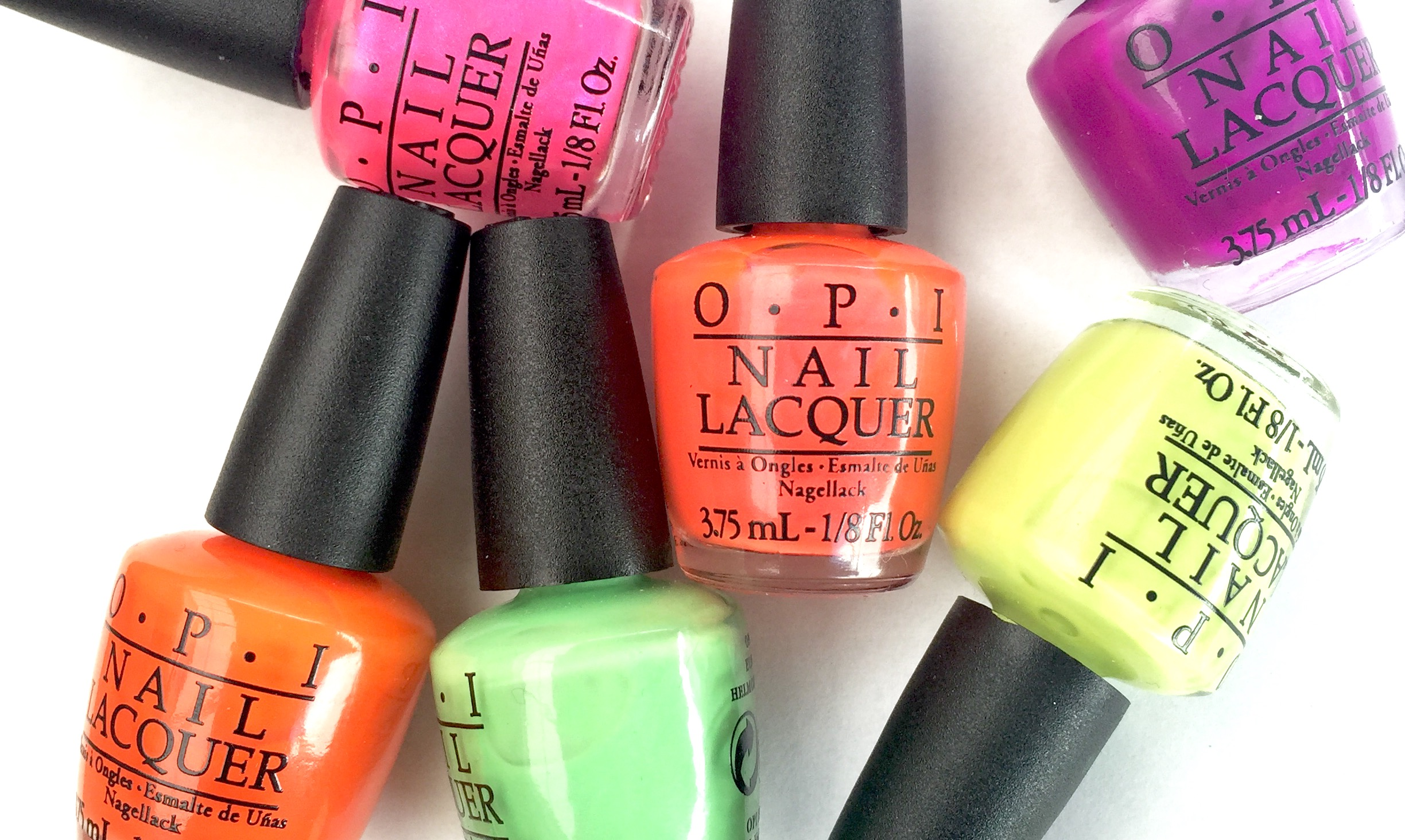 NailMania – OPI Neons Collection