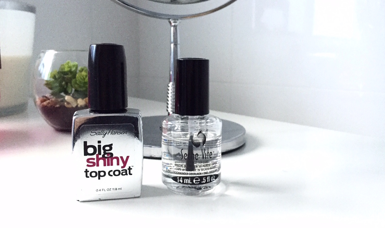 NailMania – Top it off! Top coats for all occasions