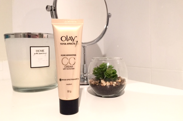 First Impressions – Olay Total Effects Pore Minimising CC cream.