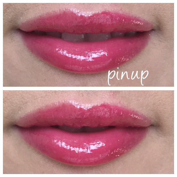 Rimmel London Oh my gloss pinup