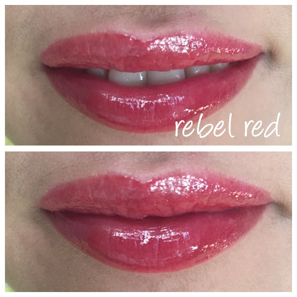 Kimmel London Oh my gloss rebel red