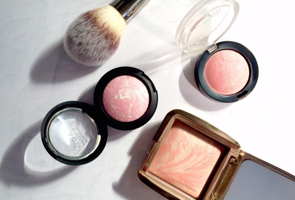 Three of a kind – Radiant blushes