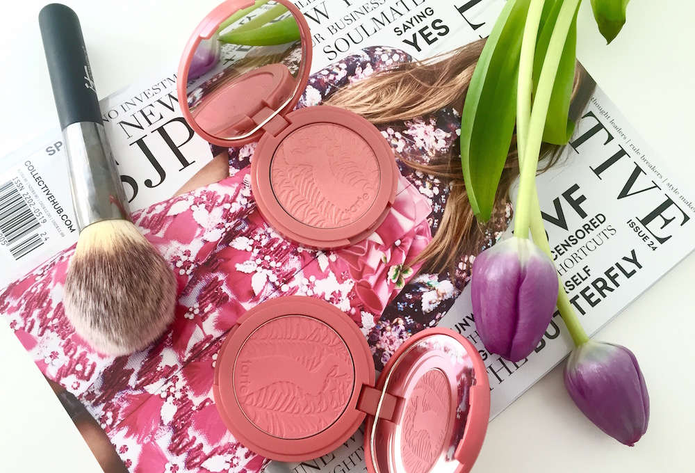 Spring flush. Perfect blushes from Tarte!