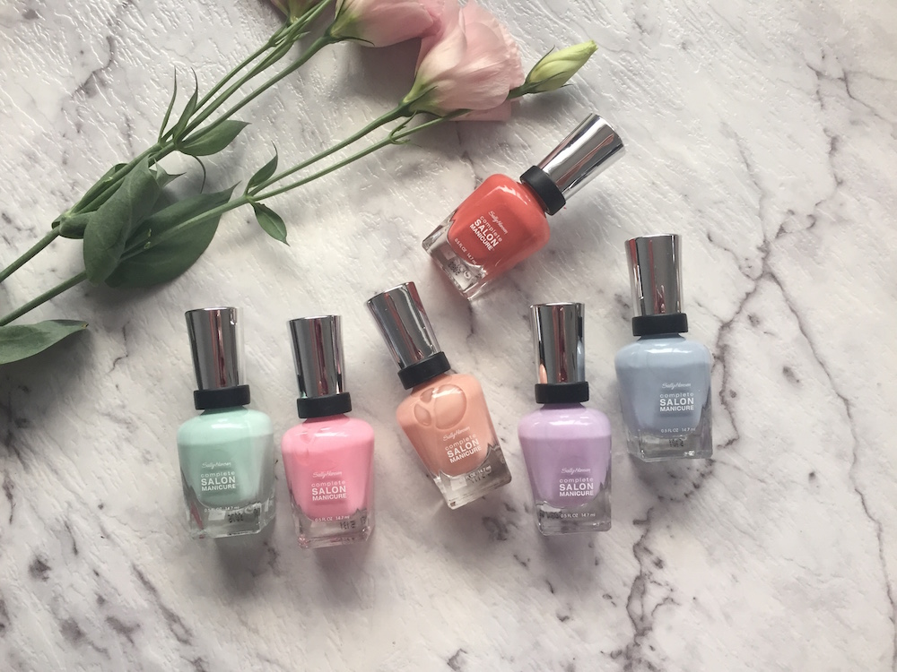 Sally Hansen  Spring Collection