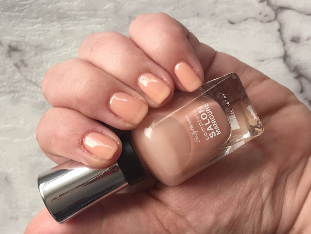 sally hansen nude