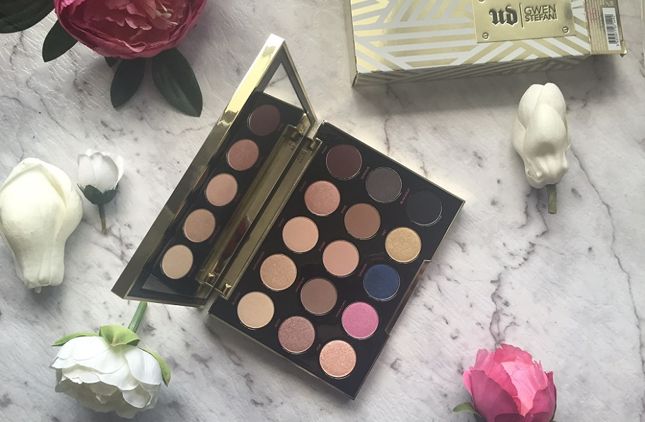 Urban Decay x Gwen Stefani Eye shadow Palette.