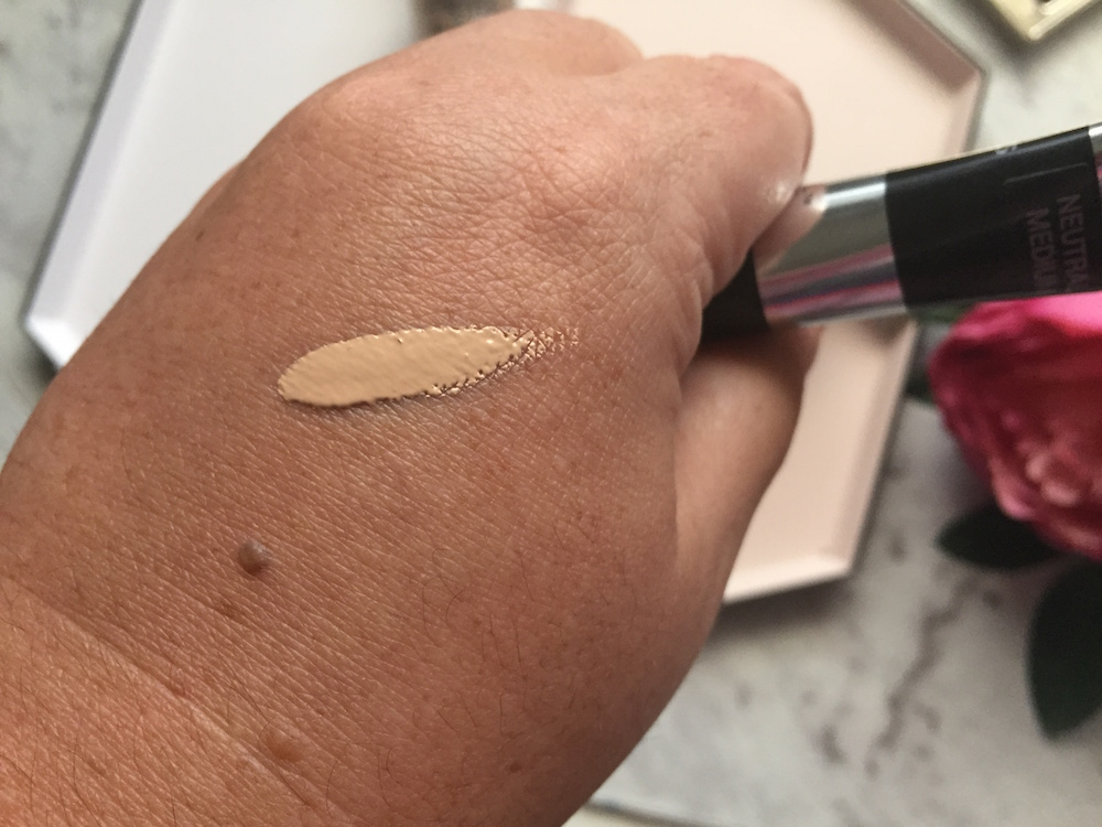 itcosmetics swatch