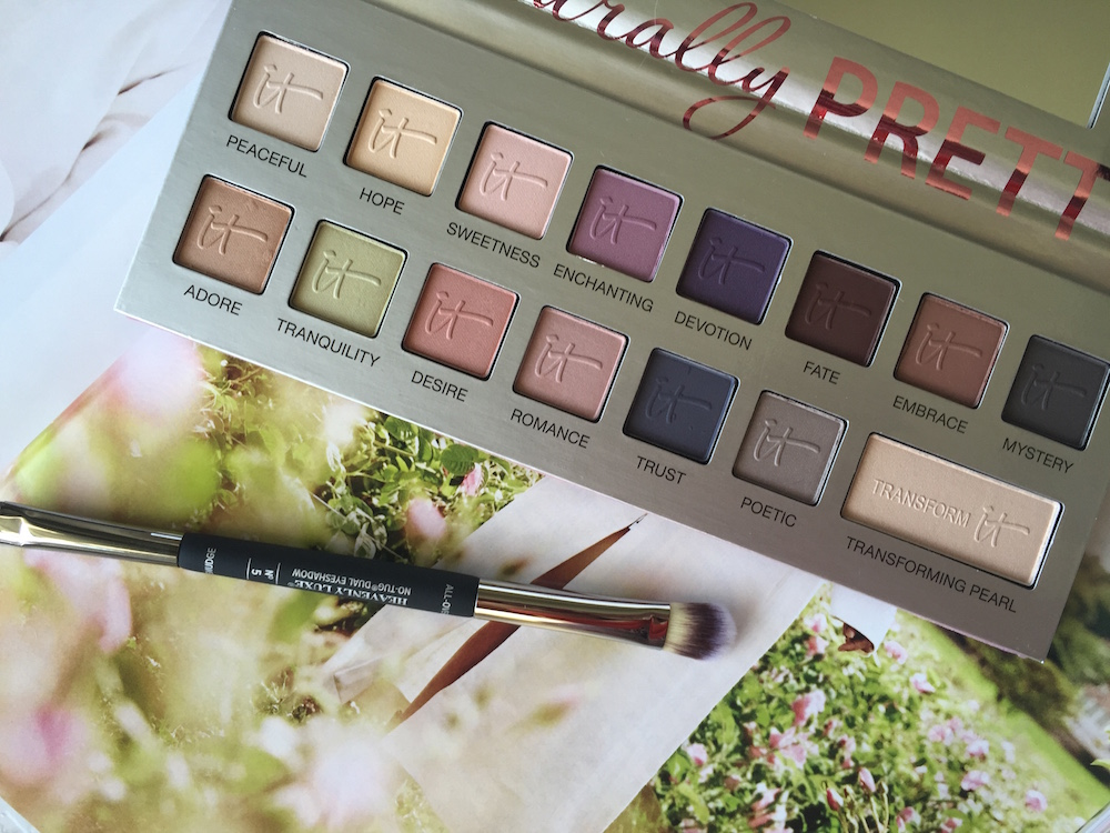 ItCosmetics Naturally Pretty Romantics Palette