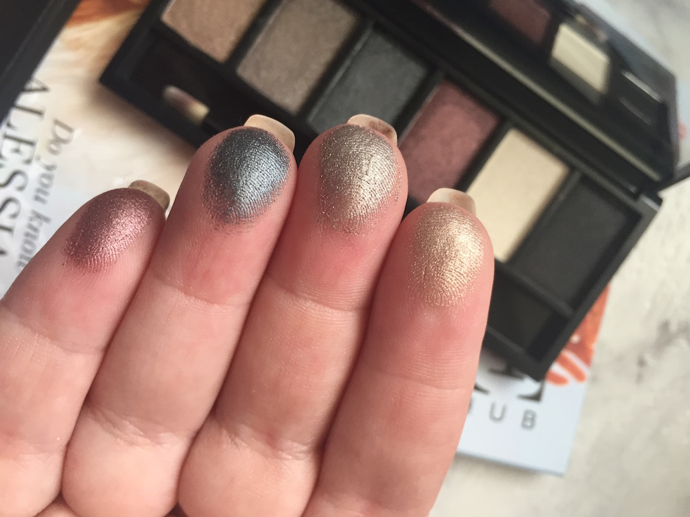 factorie metallic swatch