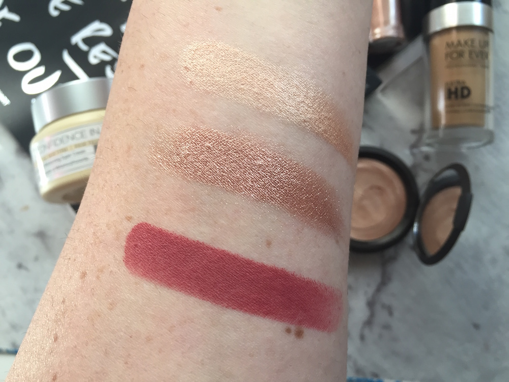 may faves swatches