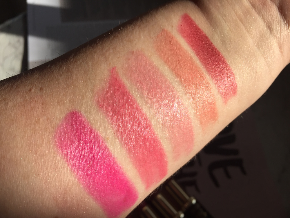Colour Riche Collection Exclusive Pinks