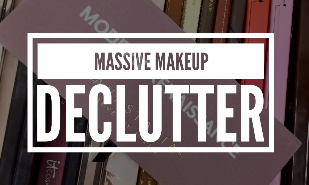 The massive declutter