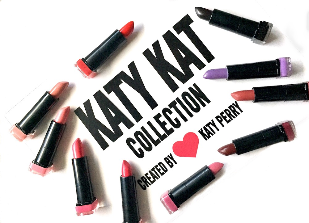 Katy Kat Matte Lipstick By Katy Perry